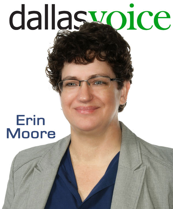 Welcome aboard, Erin Moore