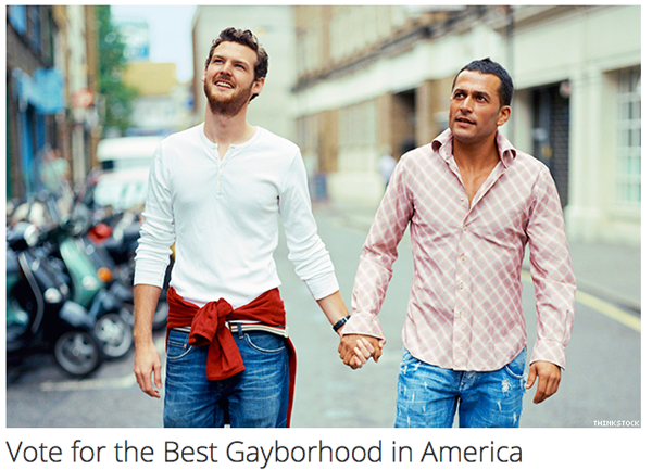 We're the Best! Vote for Oak Lawn as Best Gayborhood