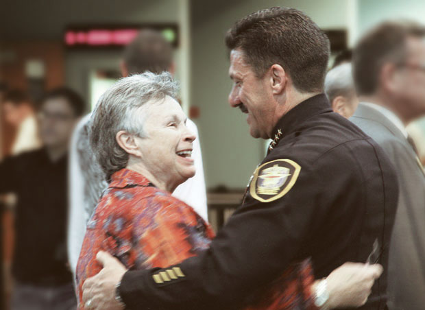 Fort Worth Police Chief Jeff Halstead to retire