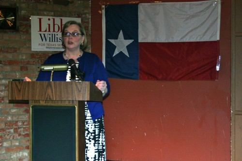 Libby Willis campaign election night watch party