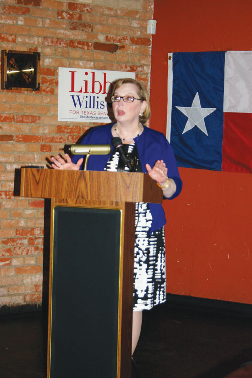 Changing dynamic in the Texas Lege