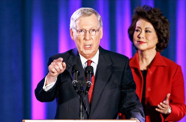 GOP wins Senate majority