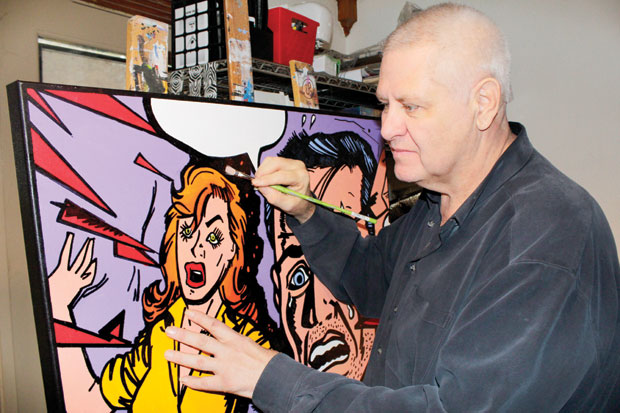 ABOUTTHECOVERARTIST: MEET ROBB CONOVER