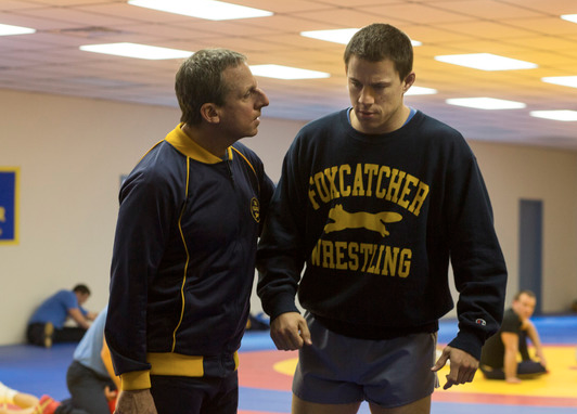 REVIEW: 'Foxcatcher'