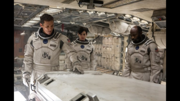 Movie review: 'Interstellar'