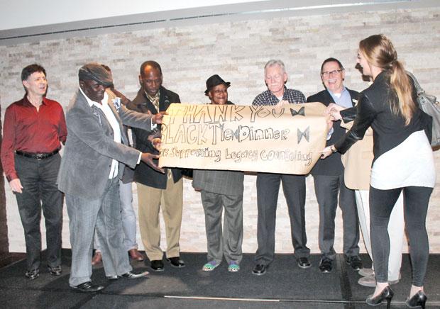 Black Tie Dinner distributes $1 million
