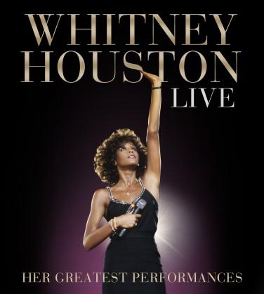 REVIEW: 'Whitney Houston Live'