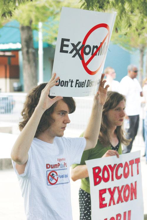 exxon-protest