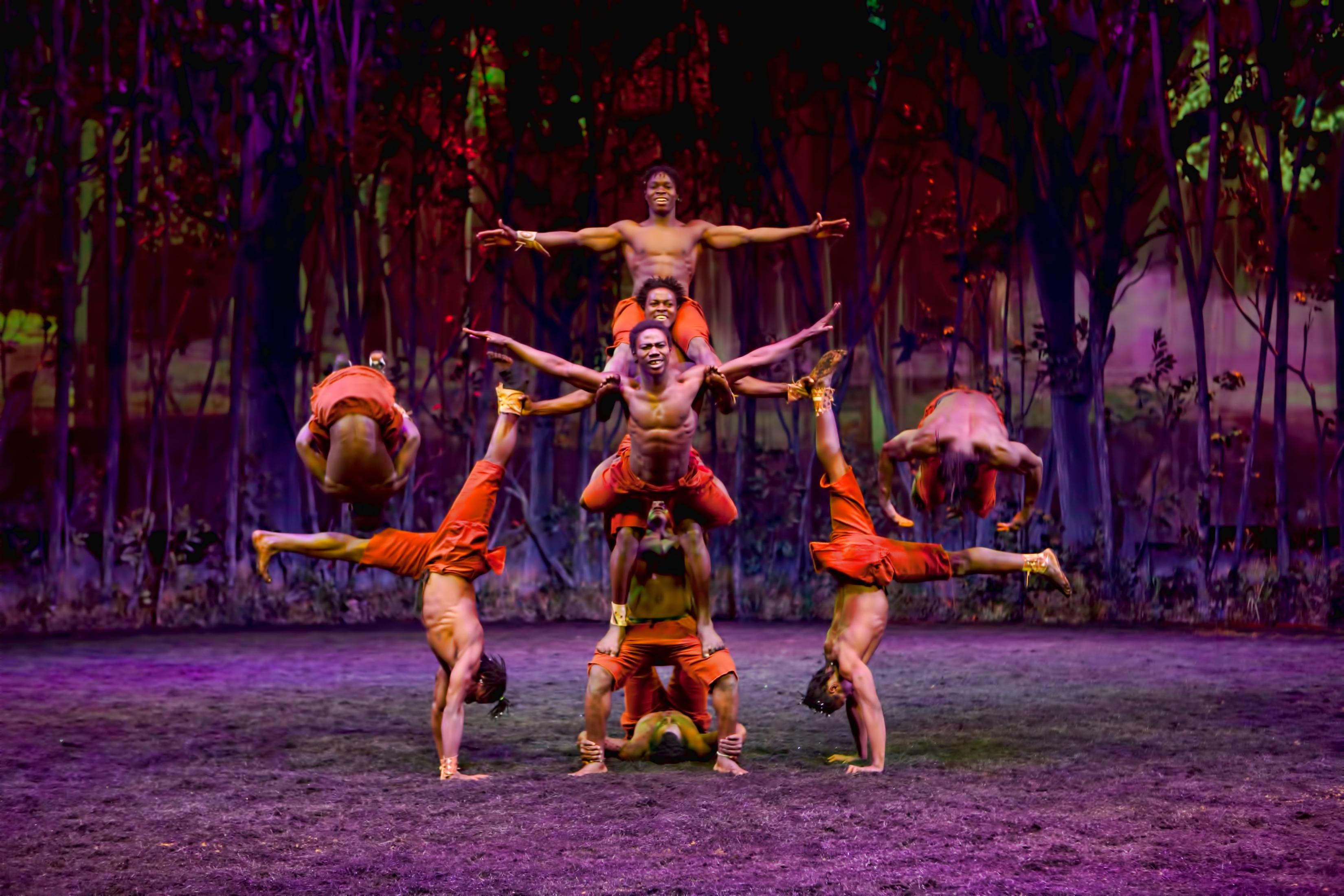 PHOTOS & REVIEW: Cavalia Odysseo