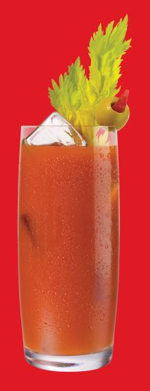 Cocktail Friday: Stoli Mary