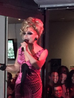 WATCH: Bianca del Rio at The Brick Saturday