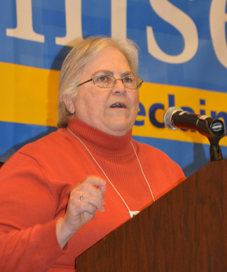 Texas AFT President and labor giant Linda Bridges has died