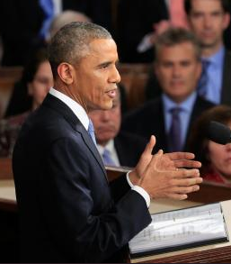 Obama uses 'lesbian,' 'bisexual,' 'transgender' in SOTU for the first time ever