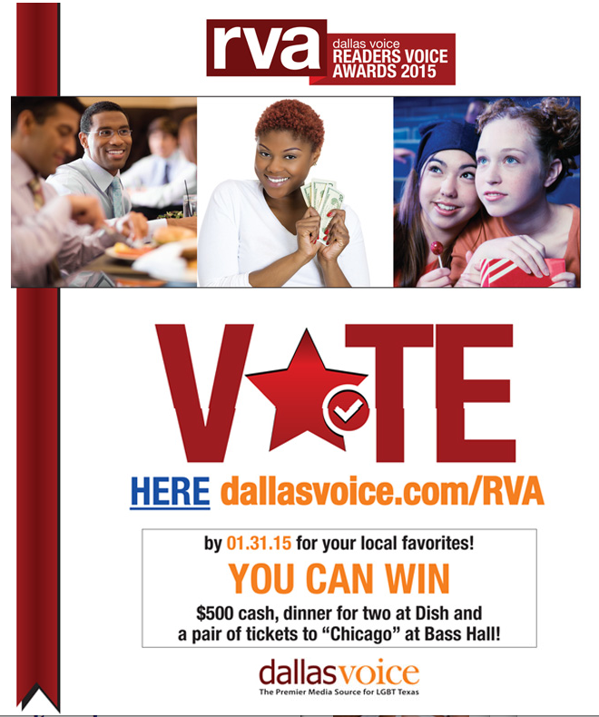 Last chance to cast your ballot in the Readers Voice Awards!