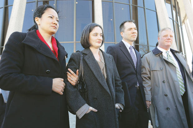 Texas marriage case, 2 others go to 5th Circuit