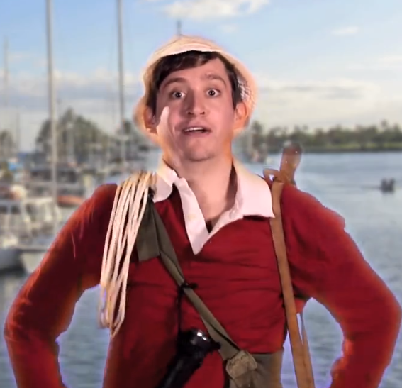 WATCH: 'Gilligan's Fire Island' teaser
