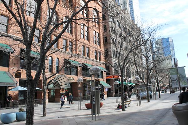 Creating Change: Denver, the host city