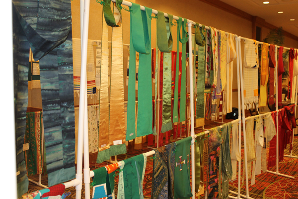 Creating Change: Shower of Stoles