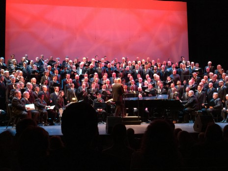 Turtle Creek Chorale's 35th anniversary concert: The boys are back
