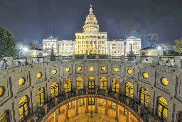 Texas-Capitol