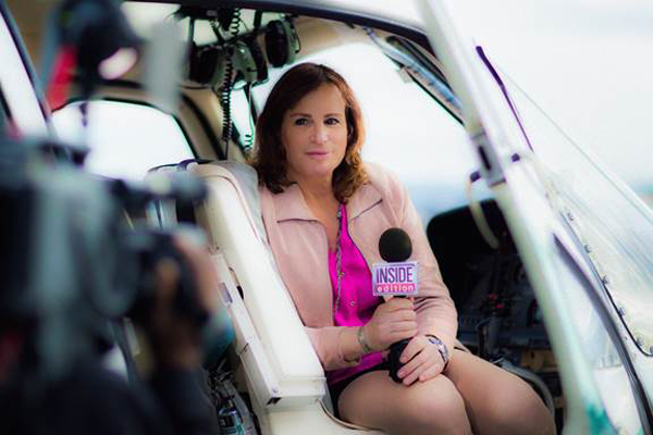 Zoey Tur becomes America's first trans TV reporter