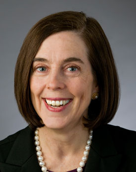 Oregon's new governor is first out bisexual governor in history