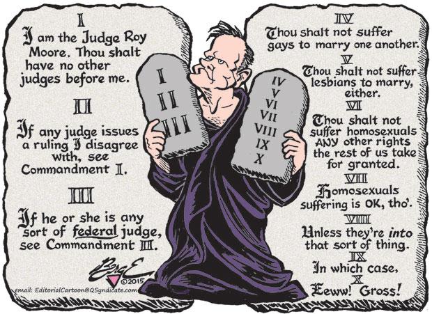 Editorial Cartoon • 02-20-15