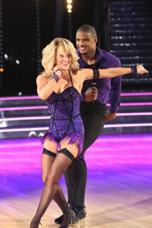 WATCH: Michael Sam shake it with a funky debut on 'DWTS'