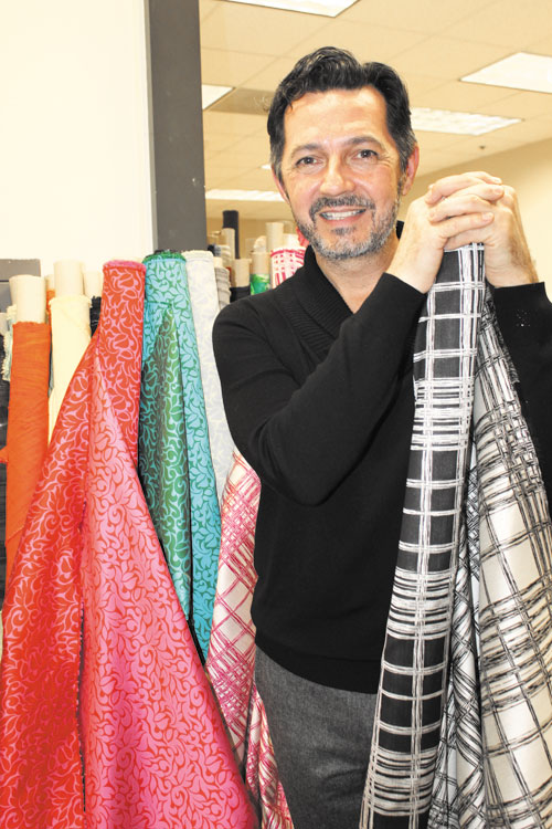 UNT names fashion program after Dallas designer Michael Faircloth