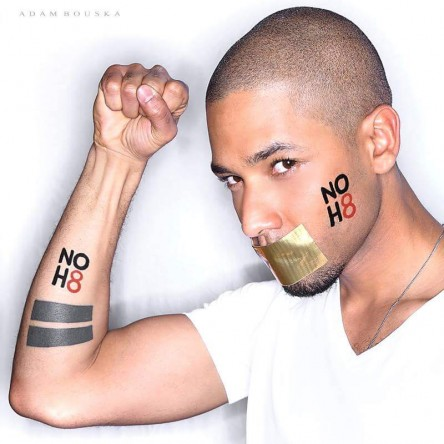 'Empire' star Jussie Smollett comes out