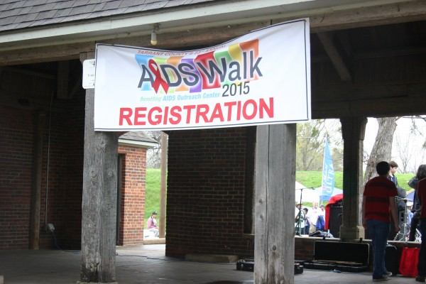Tarrant County AIDS Walk also excedes expectations