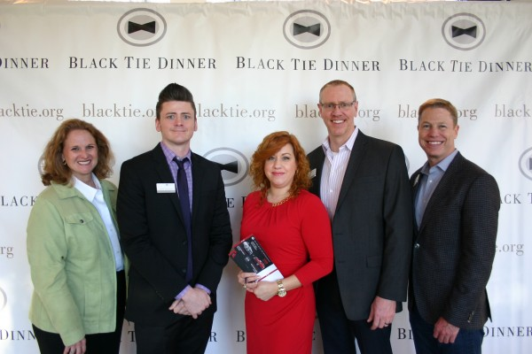 Black Tie Dinner 2015 Preview Party in Fort Worth