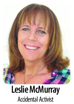 Leslie McMurray