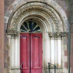 Doors at Church of the Holy Trinity