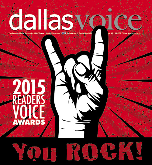 2015 Readers Voice Awards