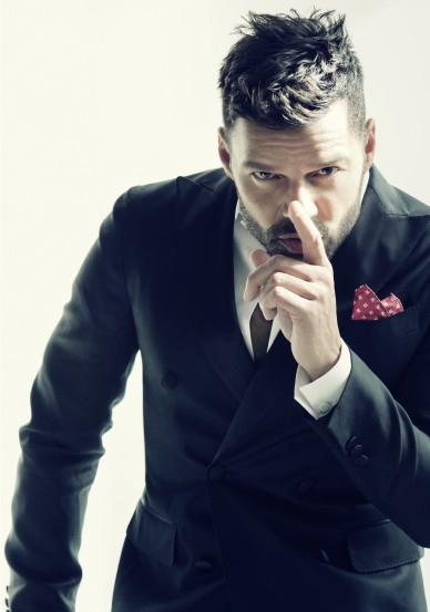 Ricky Martin: The gay interview