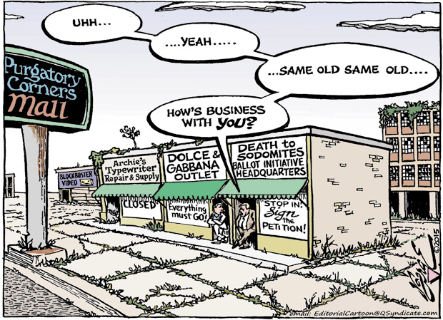 Editorial Cartoon •03-27-15