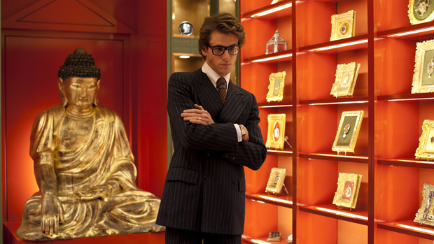 FILM REVIEW: In time for our fashion issue, a look at designer 'Saint Laurent'