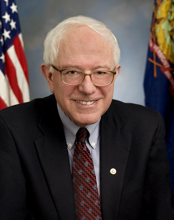 Sen. Bernie Sanders announces 2016 presidential campaign