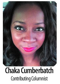 Chaka Cumberbatch