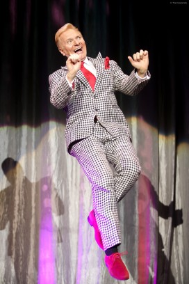 Jeff Hobson - The Trickster - Photo Credit The Illusionists