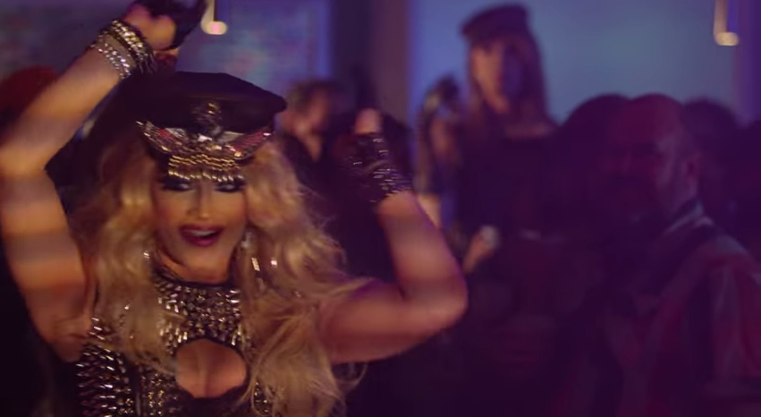 WATCH: Out country singer Glenn Stewart's 'Drag Race' video