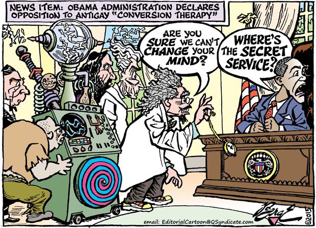 Editorial Cartoon • 04-17-15