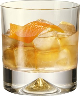 6 Dewar's Old Fashioned