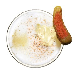 Cocktail Friday: What a pickle!
