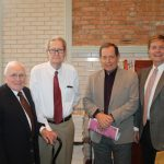 Dallas Way founders George Harris, Jack Evans, Mike anglin and Rob Emery