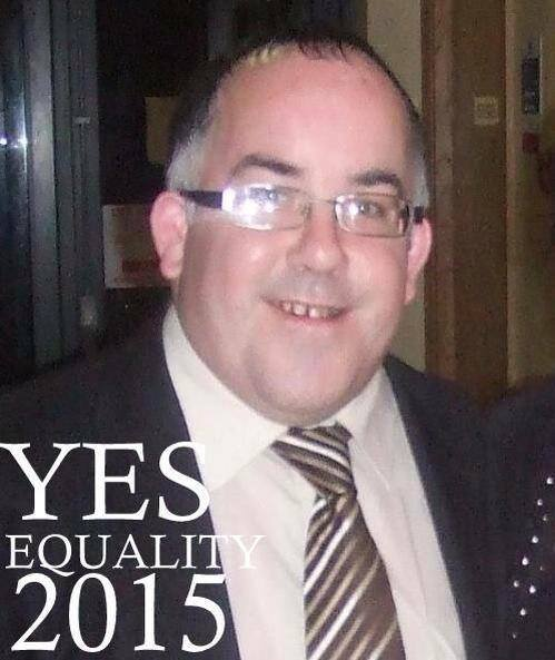 An Irish man describes how it felt to live in Ireland when marriage equality passed
