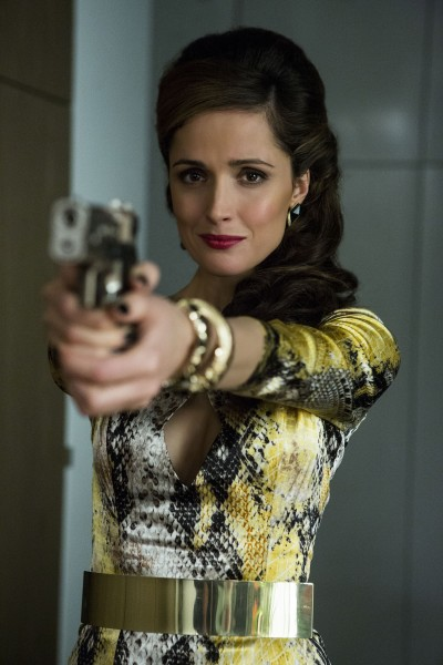 'Spy' star Rose Byrne: The gay interview
