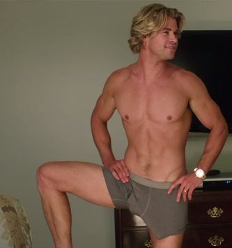 Chris Hemsworth's enormous boner is the best reason to watch the new 'Vacation' trailer