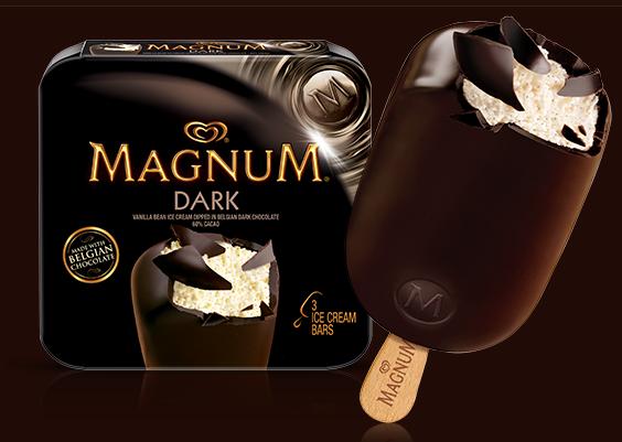 Magnum ice cream urges: Be True To Your Pleasure
